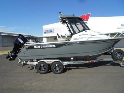 Bar Crusher 585HT