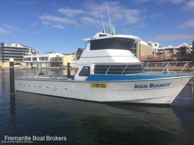 Legend Boats Aluminium cray boat MAXIVISION