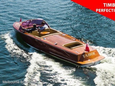Custom 25 Timber Runabout