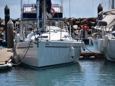Elan 37 Performance cruising yacht