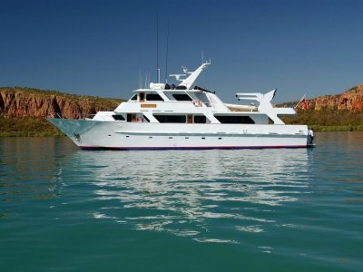 Custom 31m Luxury Charter Motor Yacht