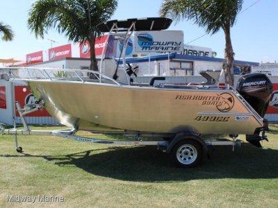 Fish Hunter 499CC Fisherman