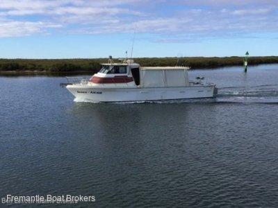 Westcoaster Converted Crayboat 15 m