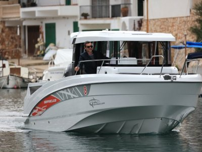 Beneteau Barracuda 8 2019 Hull