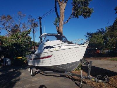Stacer 525 Sea Runner Custom