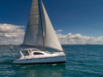 Leopard Catamarans 42 - Impeccable presentation, 4 cabin layout!