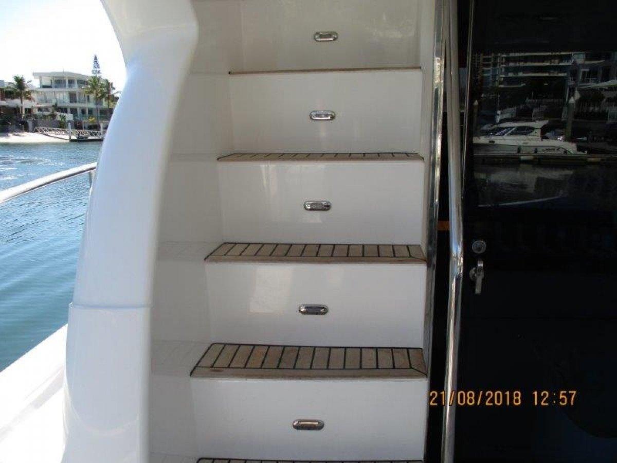 Ocean Force 54 Flybridge Cruiser
