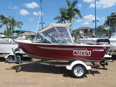 Brooker 410 Fisherman