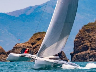 Corsair 880 Trailerable Trimaran
