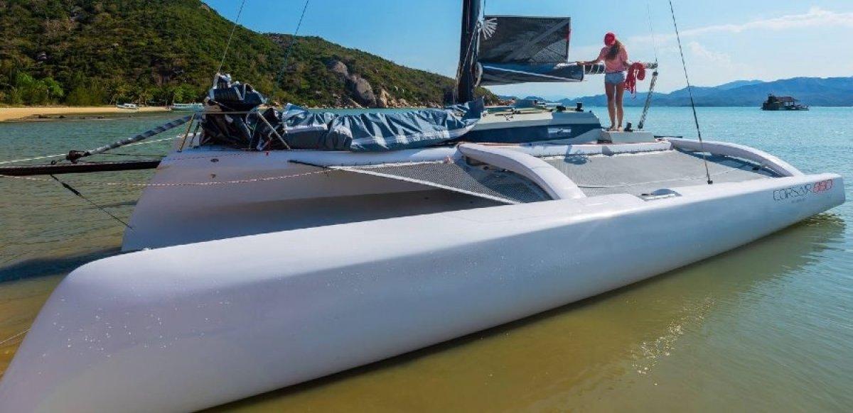 Corsair 880 Trailerable Trimaran