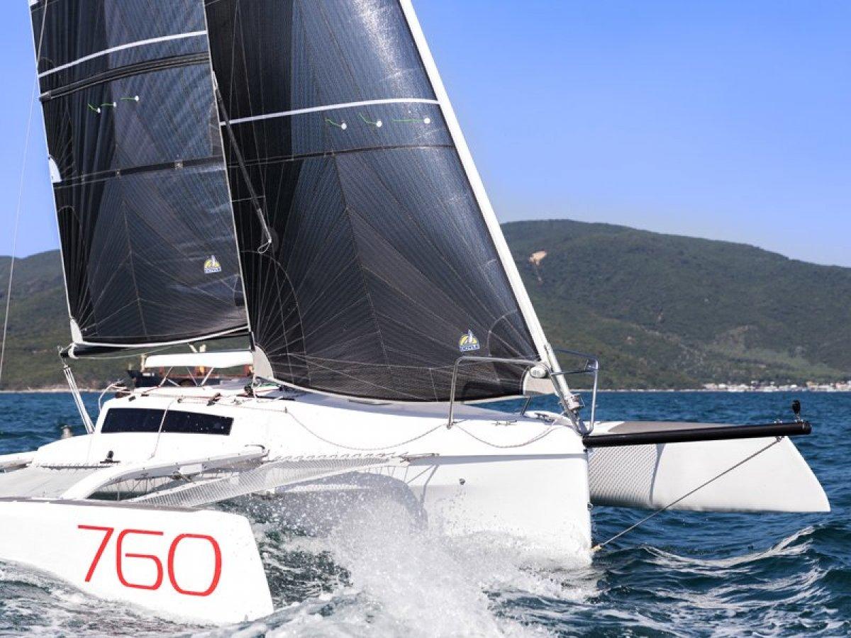 Corsair 760 Trailerable Trimaran