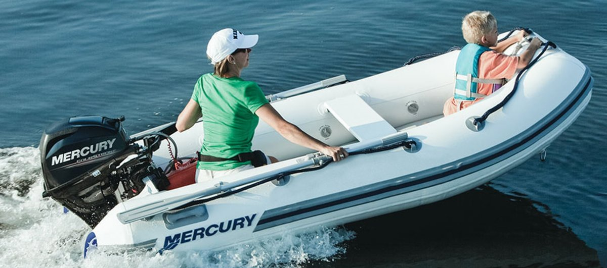 Mercury Air Deck