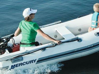 Mercury Air Deck
