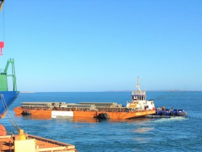 Swissco Deck Barge- Click for more info...