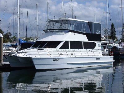 Cruisecat 40 2011