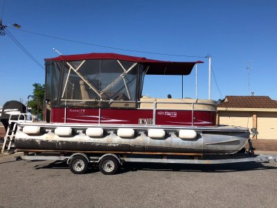 Harris Flotebote Cruiser CX 220 Pontoon