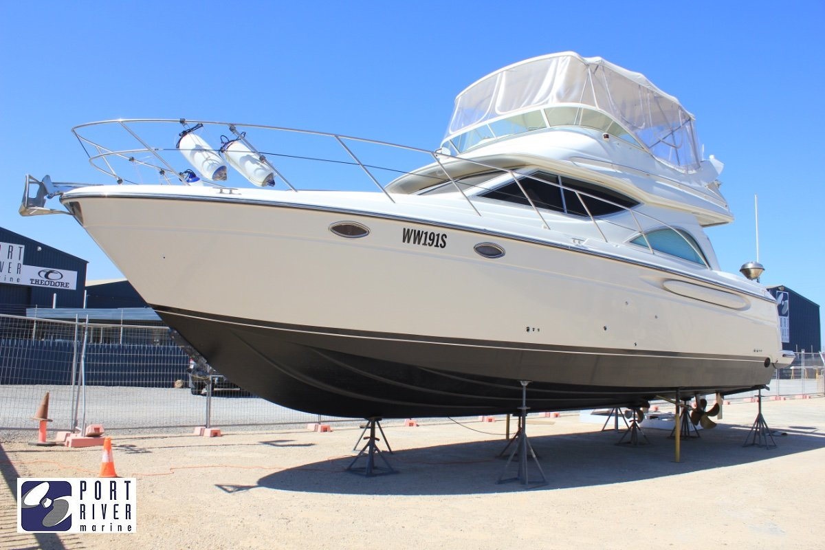 Maxum 4100 SCB | Port River Marine Services