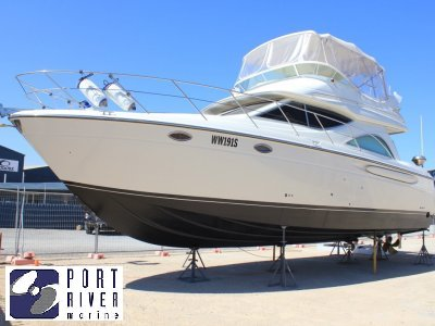 Maxum 4100 SCB | Port River Marine Services