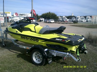 Sea-Doo RXT-X-300 RS