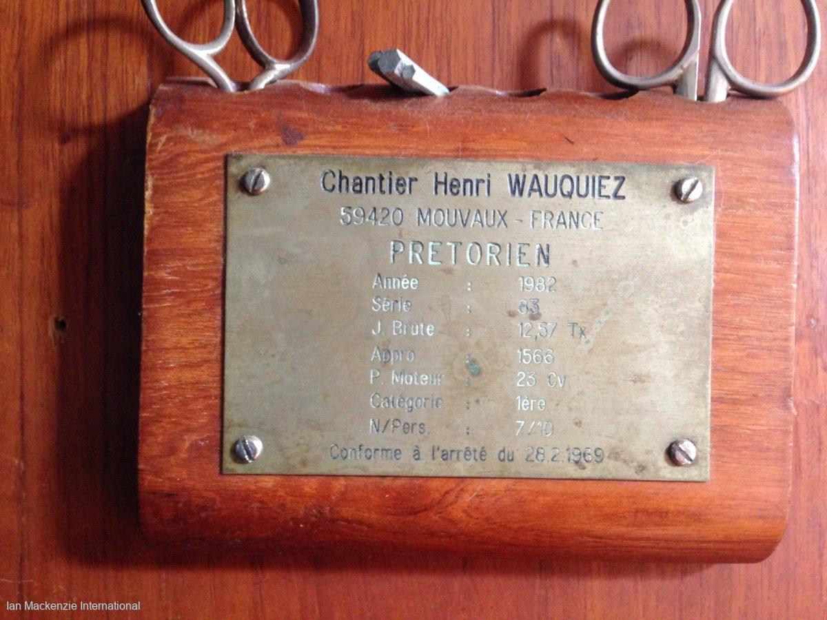 Wauquiez Pretorien 35