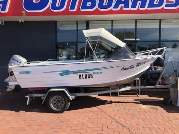 Sea Jay 4.75 Classic Runabout