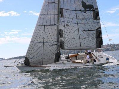 Jutson 40 Race Yacht