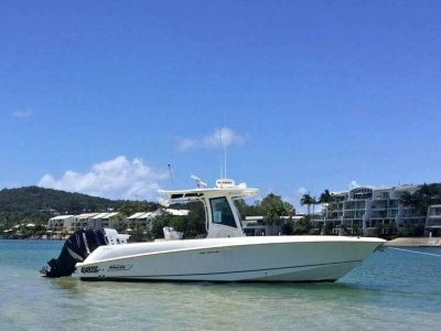 Boston Whaler 280 Outrage 2C AMSA Survey