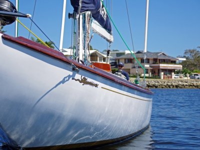 William Fife 36 Linear Rater Classic Huon Racing Yacht