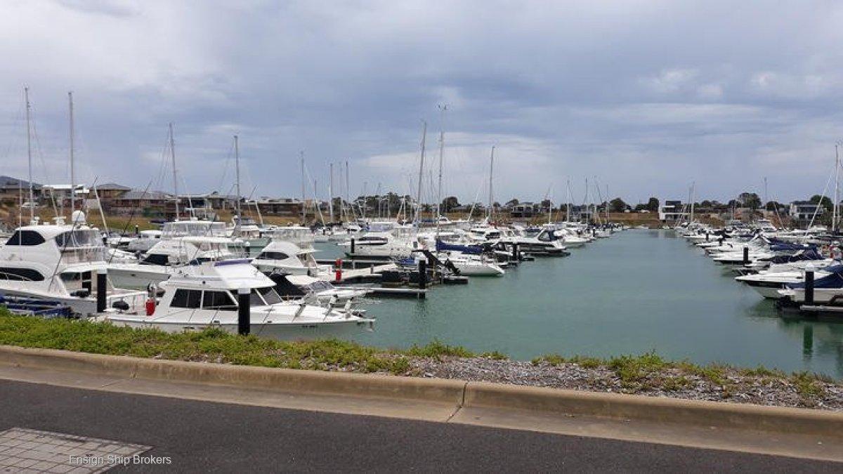 Freehold 12m Berth Hidden Harbour