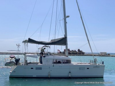 Lagoon 450 Flybridge - Great Value 3 cabin Owners Version! NOW REDUCED!