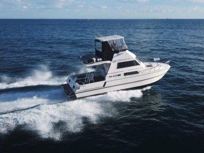 T Craft 32 Catamaran