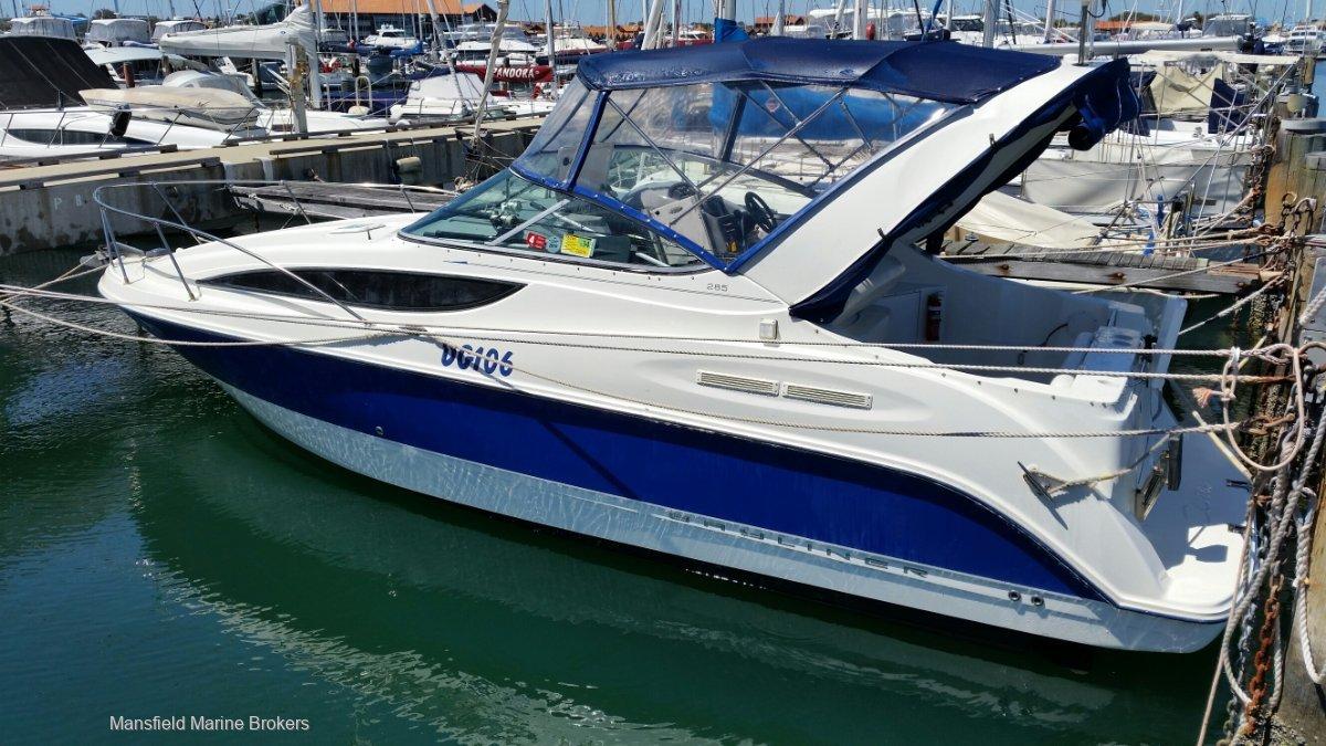 Bayliner 285 Sports Cruiser With Hillarys pen*