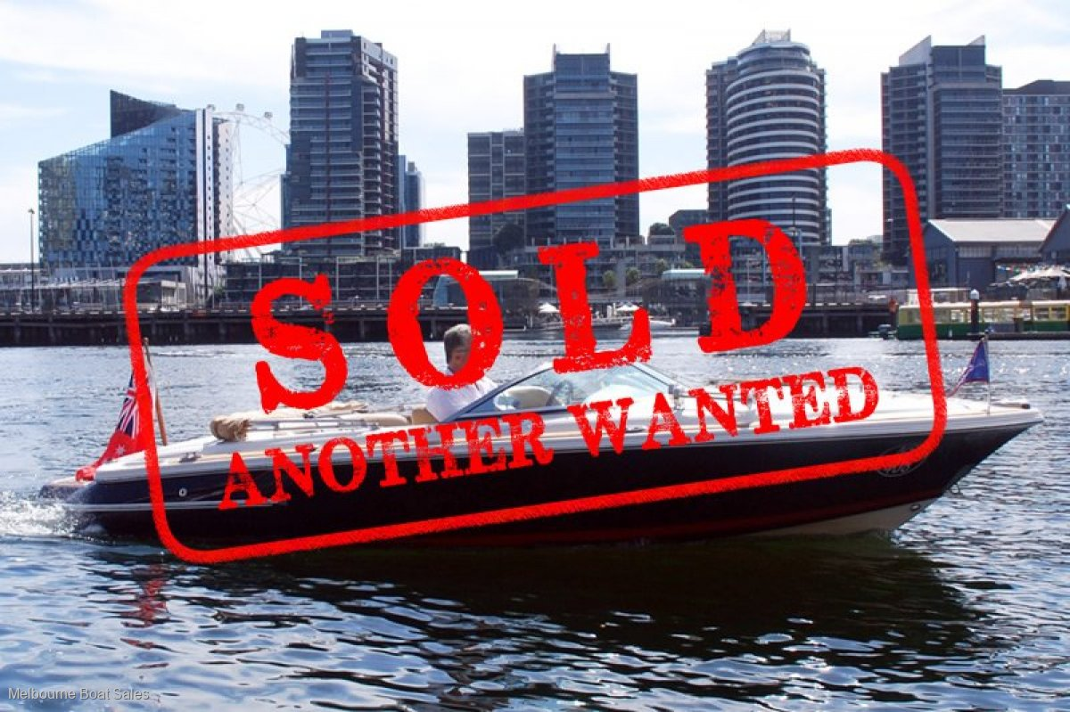Chris Craft Speedster Heritage - SOLD - ANOTHER WANTED