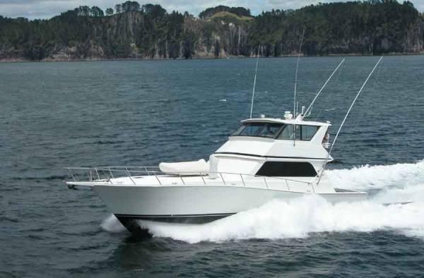 Viking 58 Game Boat