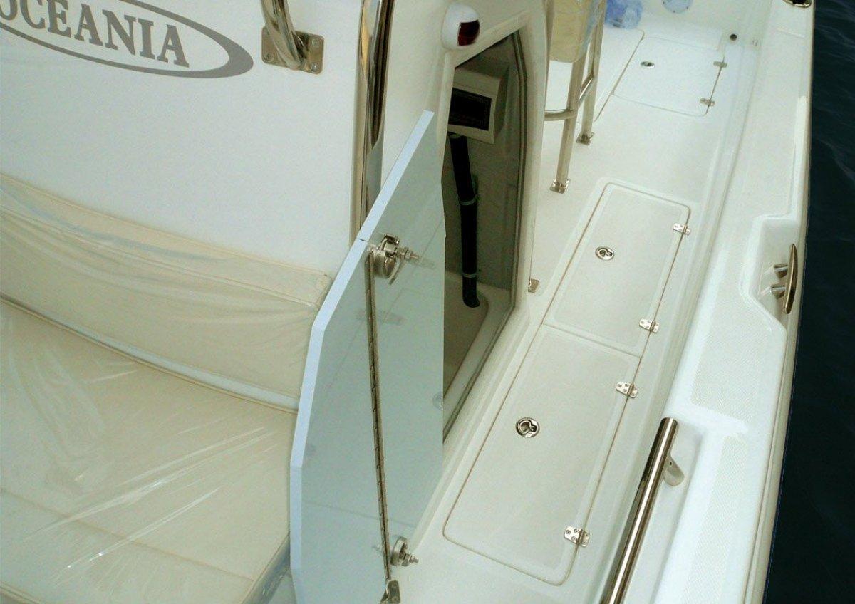 Oceania 22cc Boat, motor & trailer