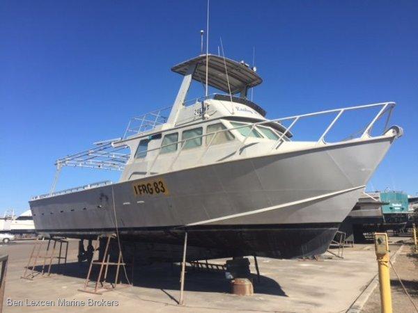 Star Aluminium Fishing /Lobster Vessel