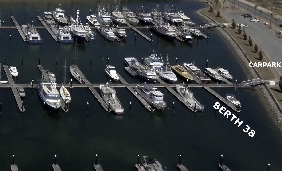 FOR SALE - Lincoln Cove Marina Berth