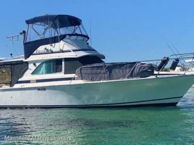 Bertram Caribbean 35 MUST BE SOLD! Calling for OFFERS NOW!