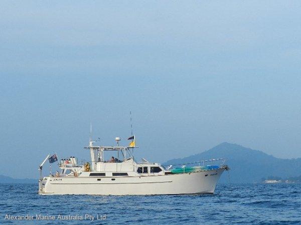 Oceantech 56 M. V. Focus