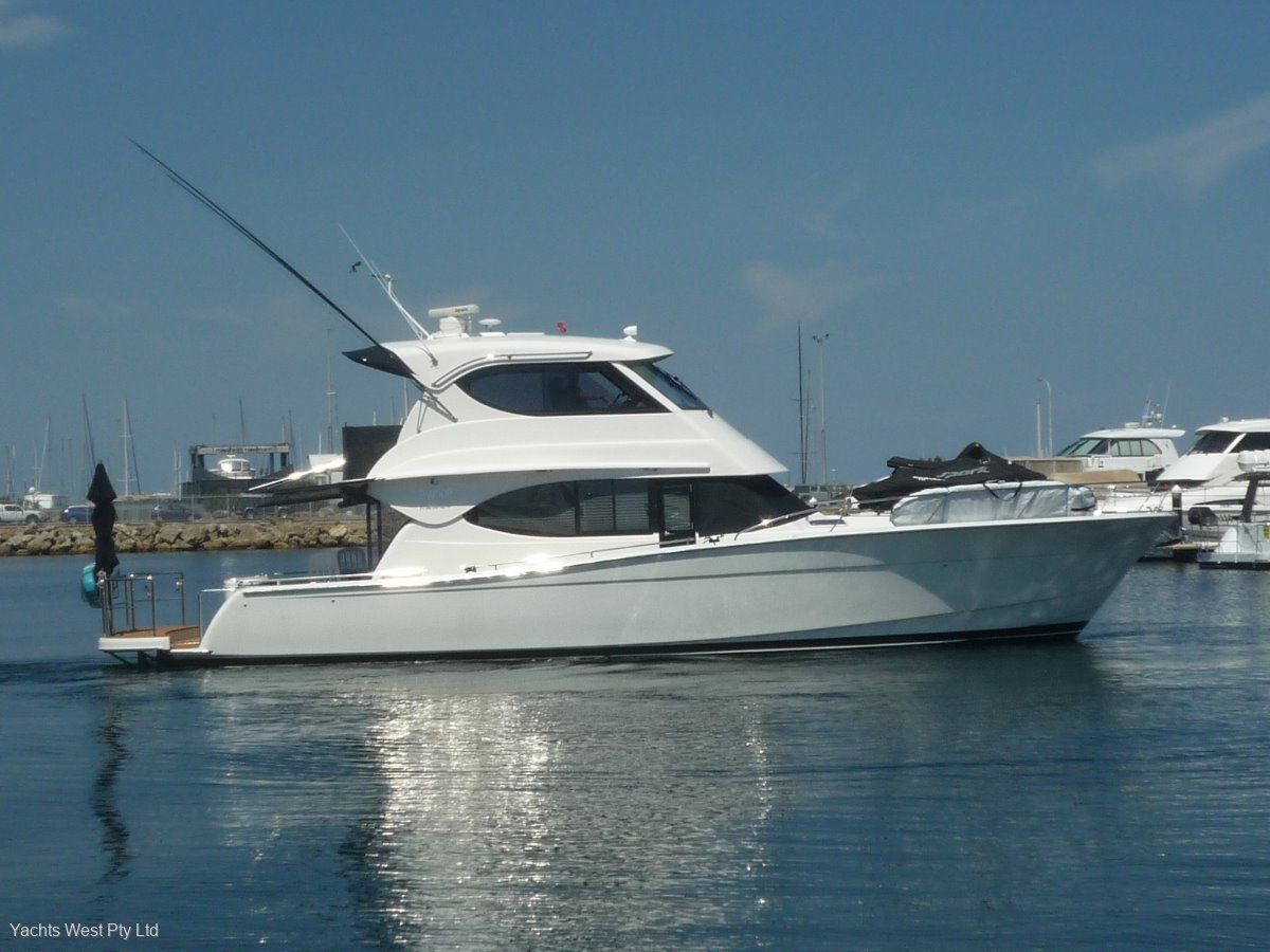 "Maritimo M48 """""" SOLD ANOTHER WANTED """""":MARITIMO M48 by YACHTS WEST"