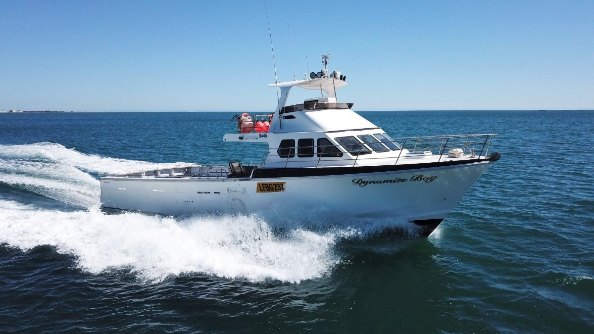 Westcoaster 62 Fishing Vessel - NEW PRICE - Make an offer