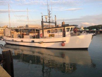 Steel Mackerel Fishing Vessel 17.5m