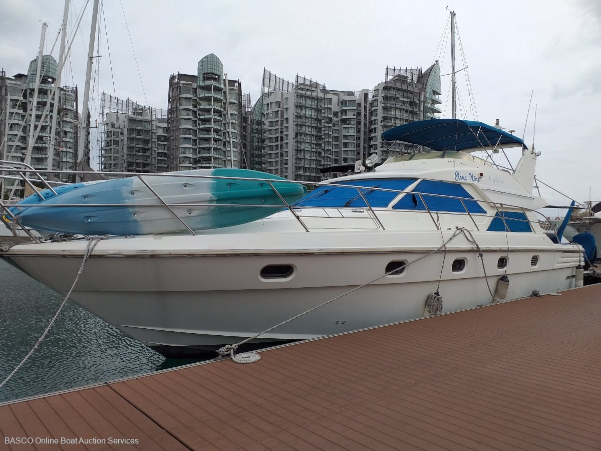 Used Gulf Craft 53 For Sale By Online Boat Auction for Sale