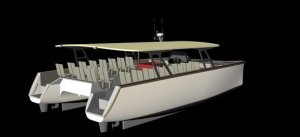Compositi Veloci - NEW BUILD - 14m Tourism Powercat