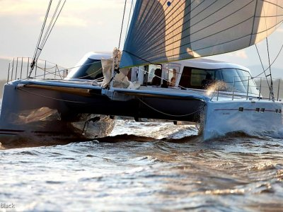 Morrelli And Melvin 62 Luxury Performance Sailing Cat -- MALA CONDUCTA