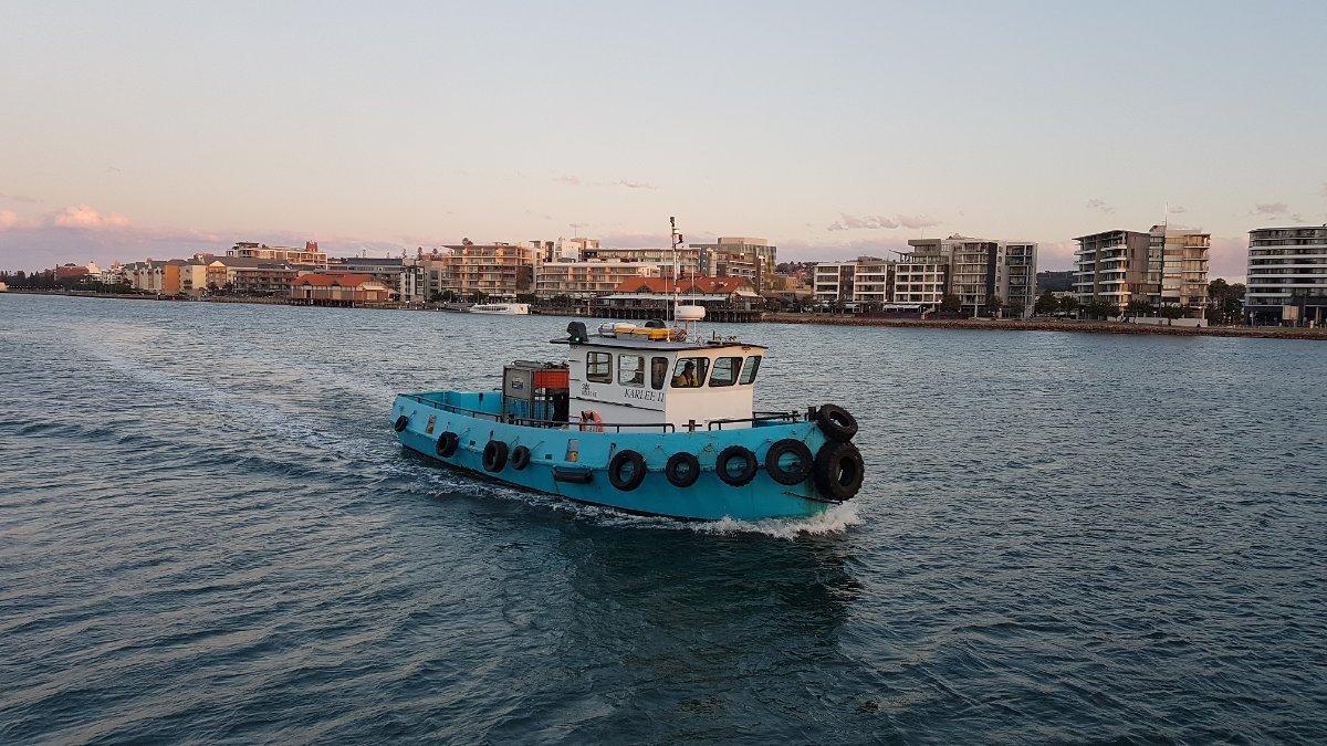Tug / Workboat AMSA 2C Survey PRICE REDUCED