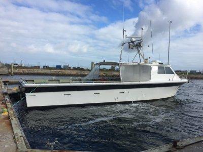 Westcoaster Fishing Vessel 14.1m ***NEW PRICE***