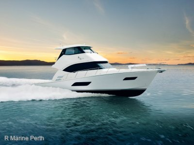 Riviera 52 Enclosed Flybridge - New and available now for immediate delivery