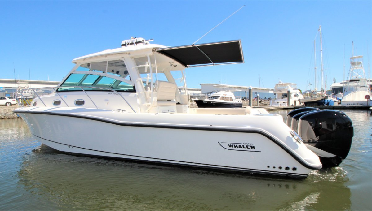 Used Boston Whaler 345 Conquest for Sale | Boats For Sale