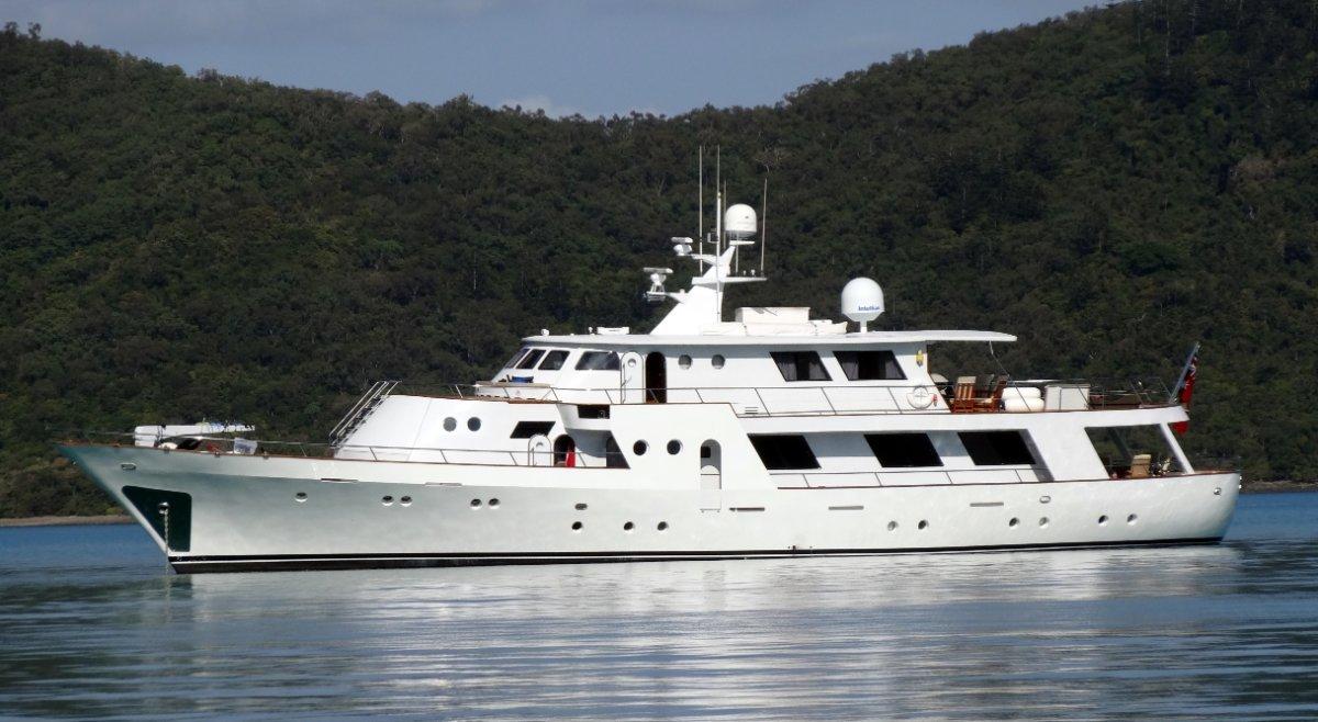 Codecasa Motor Yacht